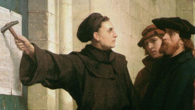 Was hat Luther Christen heute zu sagen? Darauf will die EKD mit einer Grundlagenschrift antworten