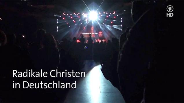 """In der ARD-Sendung """"Mission unter falscher Flagge"""" erhoben ARD-Journalisten Anschuldigungen gegen evangelikale Christen"""