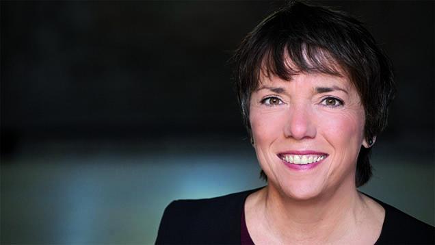 Die Botschafterin für das Reformationsjubiläum Margot Käßmann plädiert für einen Pazifismus