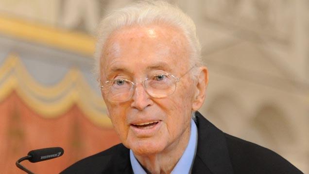 Der Unternehmer Heinz-Horst Deichmann ist privat Mitglied einer freikirchlichen Brüdergemeinde
