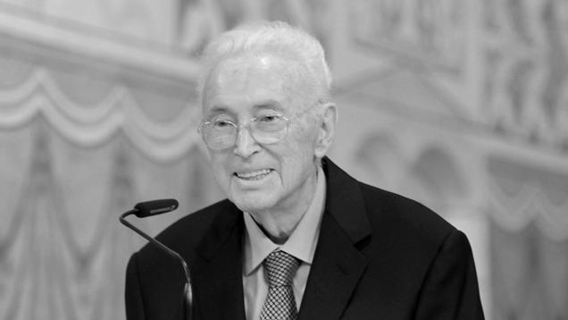 Heinz-Horst Deichmann ist in der vergangenen Woche verstorben
