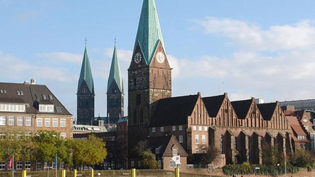 In der St.-Martini-Kirche in Bremen hielt Pastor Olaf Latzel am 18. Januar seine umstrittene Predigt