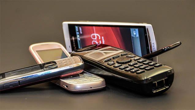 Alte Handys können auf dem Kirchentag abgegeben werden