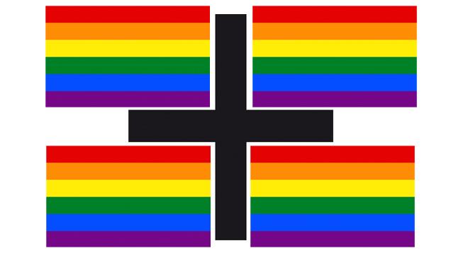 Die Akzeptanz von Homosexualität ist laut Kirchentagsprogramm ein wichtiges Anliegen der Großveranstaltung