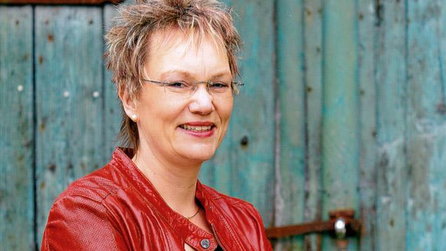 """Lebensfroh und kreativ: Moderatorin Sabine Langenbach hat """"noch tausend Ideen"""", die sie verwirklichen will"""
