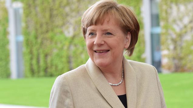 Angela Merkel gibt der Angst vor einer angeblich drohenden Islamisierung eine Absage (Archivbild)