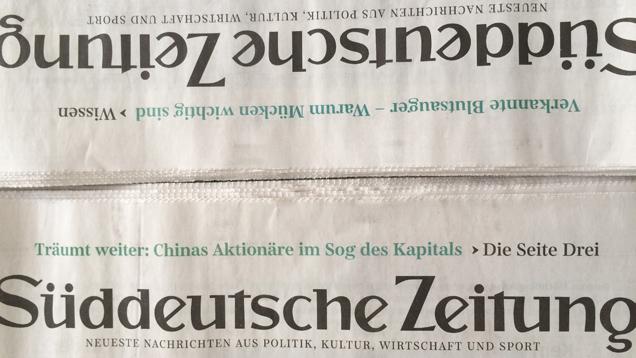 Die Süddeutsche Zeitung wirbt mit einem Web-Video für die Aufnahme von Flüchtlingen, ist dabei allerdings nicht ehrlich