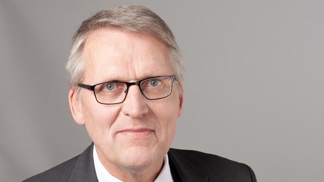 Thomas Sternberg ist Präsident des Zentralkomitees der deutschen Katholiken