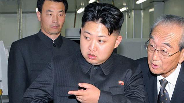 Der nordkoreanische Diktator Kim Jong-un lässt für ausländische Besucher Gottesdienste inszenieren