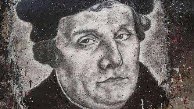 Das ZDF dreht eine Dokumentation an Luthers Wirkstätten