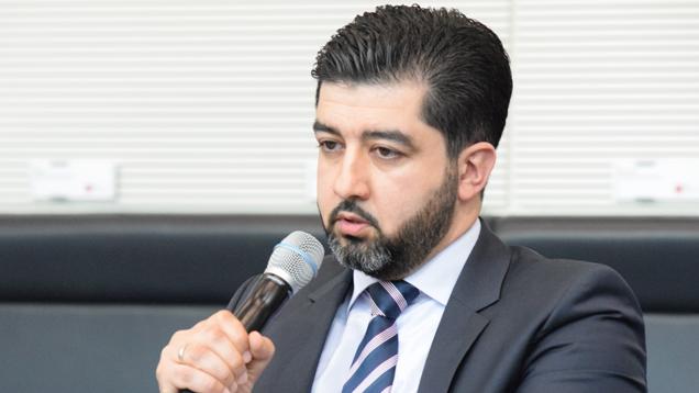 Daniyel Demir ist Vorsitzender des Bundesverbandes der Aramäer in Deutschland