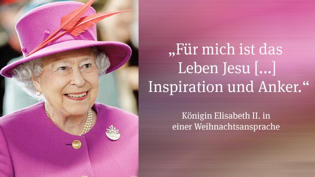 Königin Elisabeth II. feiert am Donnerstag ihren 90. Geburtstag