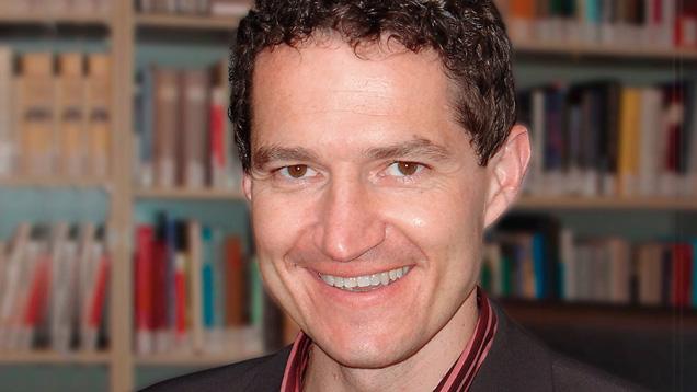 Fontis-Verlagsleiter Dominik Klenk sieht bei kleinen Verlagen die Chance, sich gut profilieren zu können