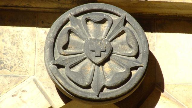 Das Kreuz ist das Herzstück der Lehre Luthers