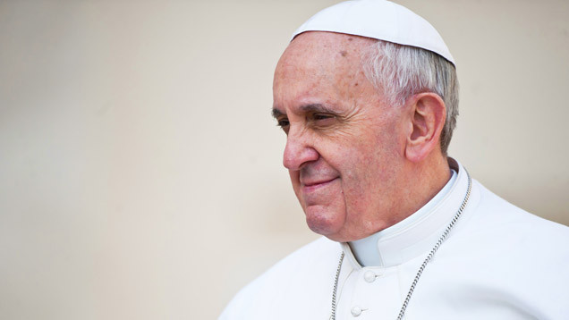 Papst Franziskus feiert am Samstag seinen 80. Geburtstag