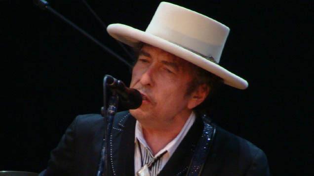 In Stockholm wird Bob Dylan der Literaturnobelpreis verliehen