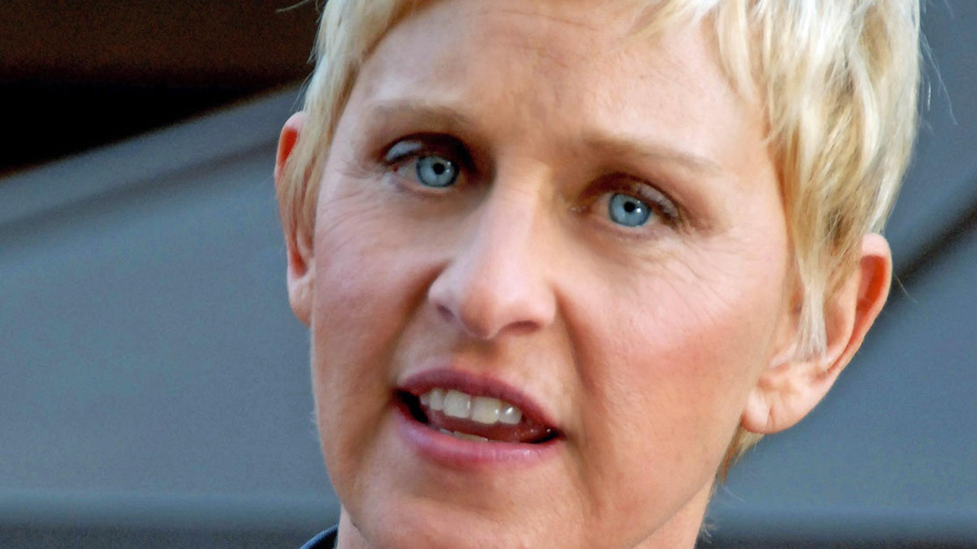 Ellen DeGeneres hat eine Homo-Kritikerin aus ihrer Show ausgeladen