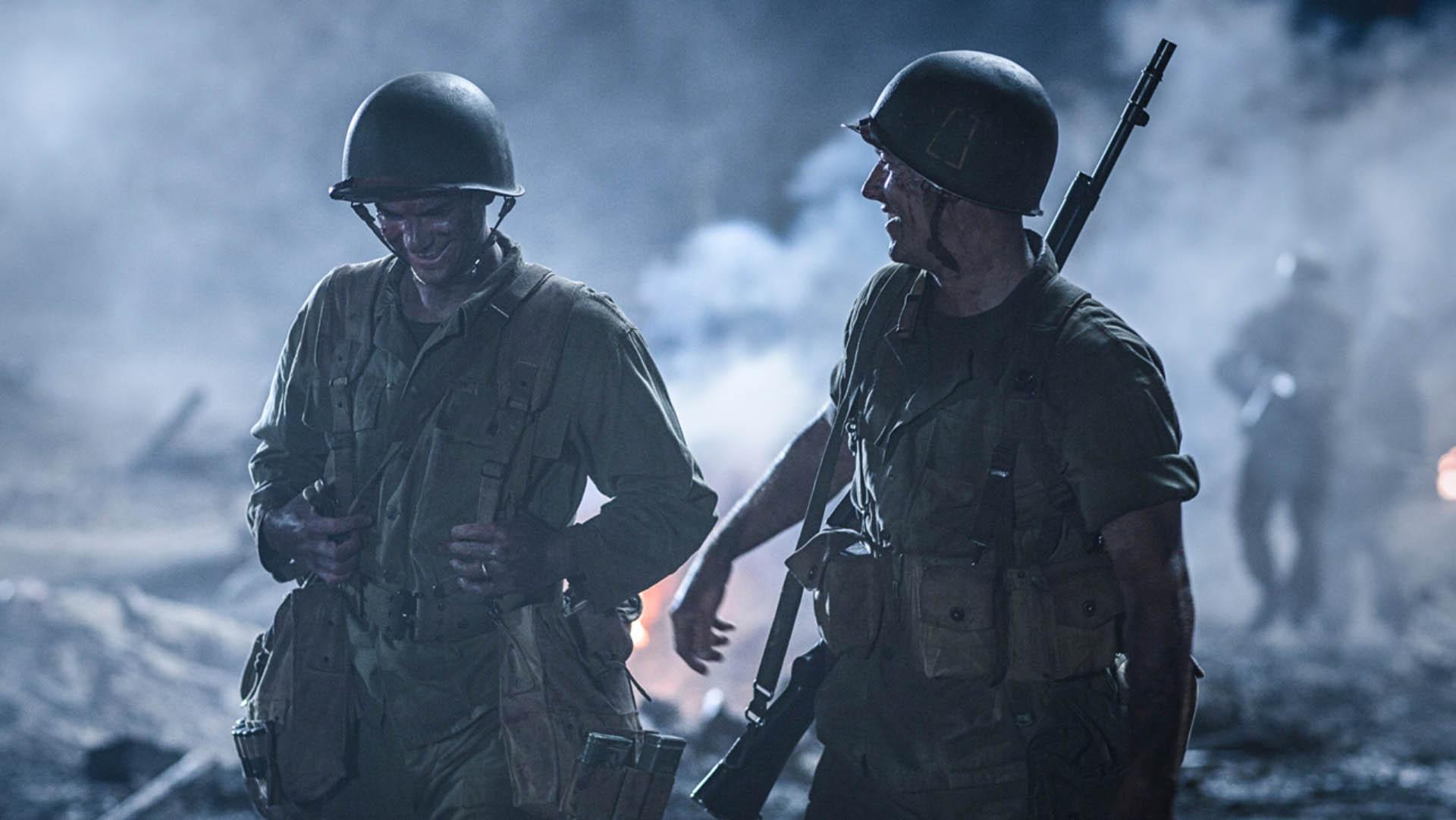 """Der Kriegsfilm """"Hacksaw Ridge"""" von Mel Gibson kommt am 26. Januar 2017 in die deutschen Kinos"""