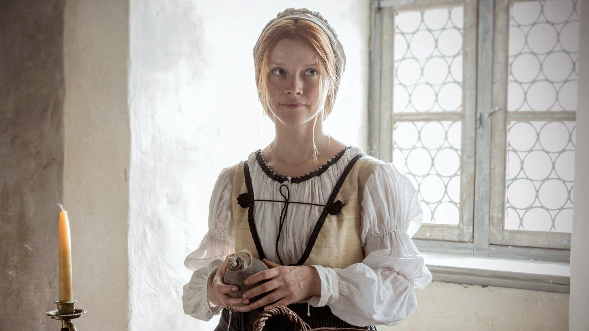 Doch Katharina findet sich in ihre Rolle und ist am Ende die Strippenzieherin im Hause Luther