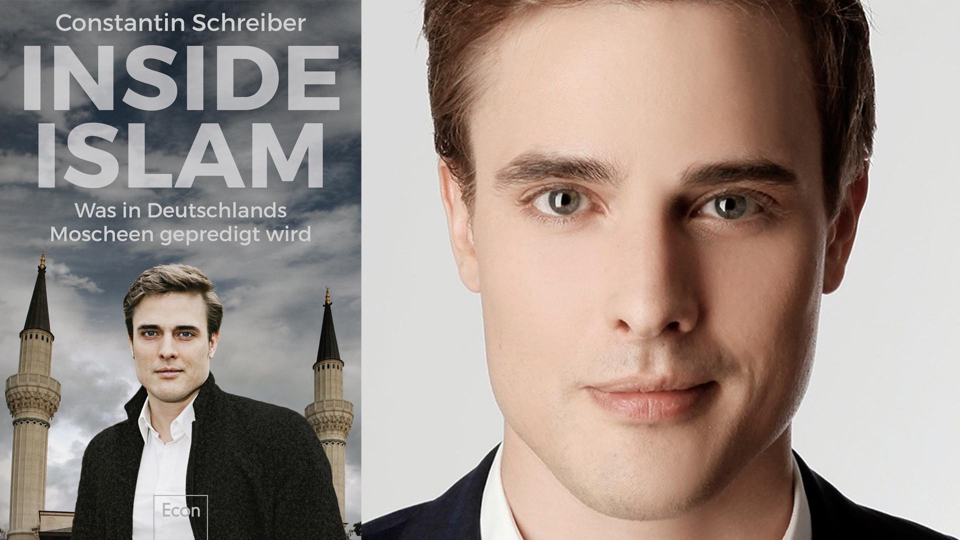"""Der TV-Journalist Constantin Schreiber hat für sein Buch """"Inside Islam"""" in verschiedenen Moscheen in Deutschland recherchiert"""