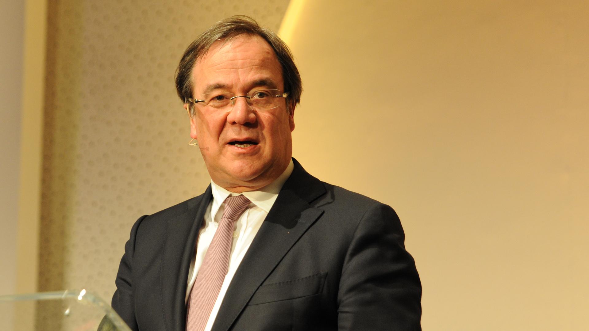 CDU-Politiker Armin Laschet ist katholisch