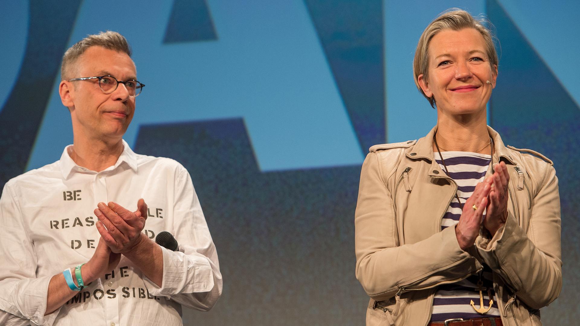 Johnny und Tanja Häusler wünschen sich mehr Liebe im Netz