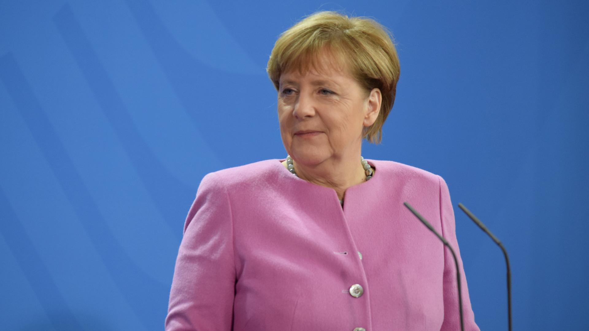"""Bundeskanzlerin Angela Merkel ist vom klaren Nein der Union zur """"Ehe für alle"""" abgerückt"""