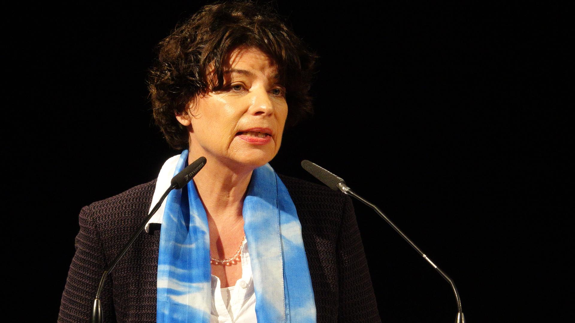 Petra Grimm leitet an der Hochschule der Medien in Stuttgart das Institut für Digitale Ethik