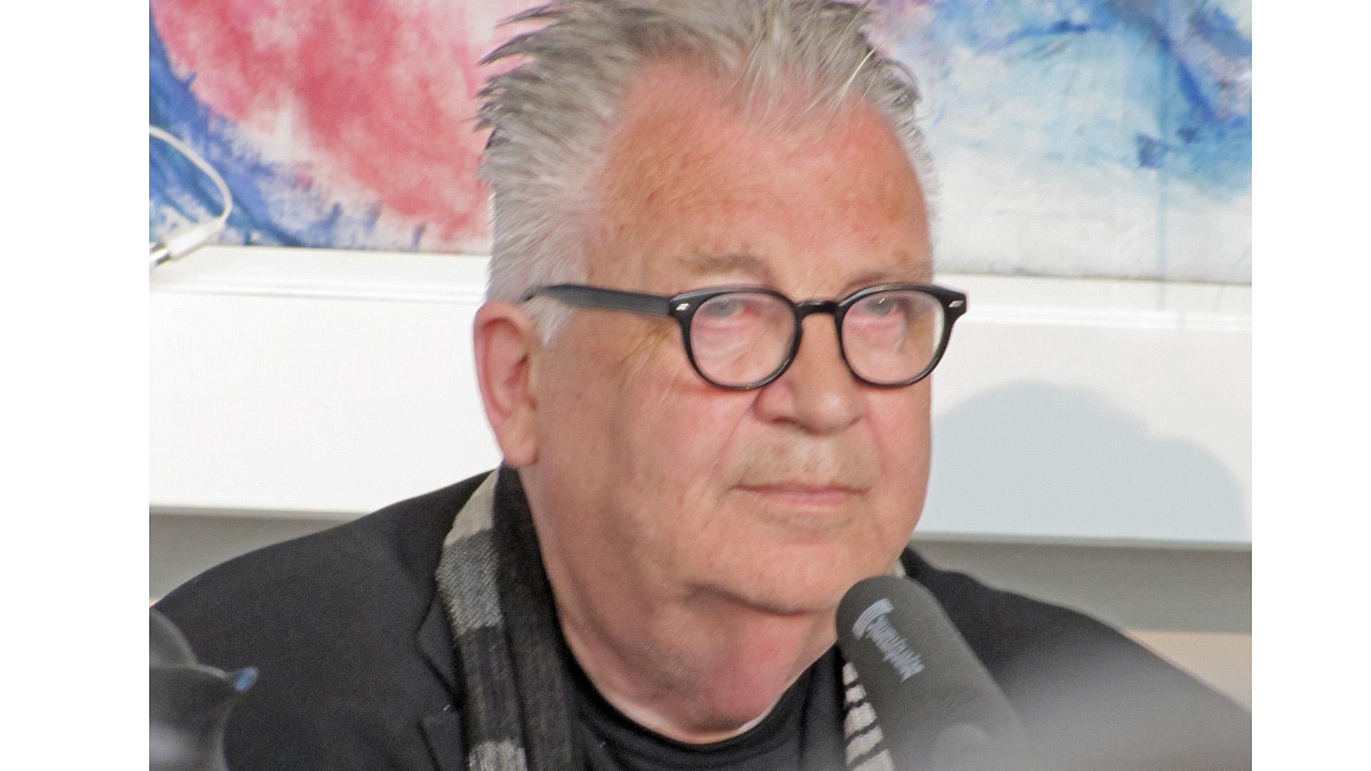 Der Autor und Filmemacher Samuel Schirmbeck in Jahr 2015 (Archivbild)