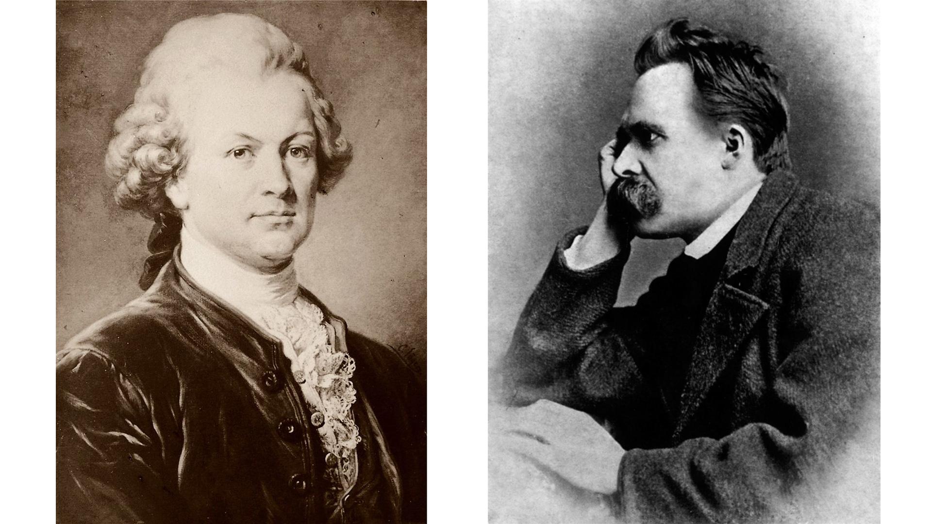 Gotthold Ephraim Lessing und Friedrich Nietzsche sind zwei von zahlreichen kulturell und gesellschaftlich einflussreichen Persönlichkeiten in der deutschen Geschichte, die aus einem evangelischen Pfarrhaus stammen