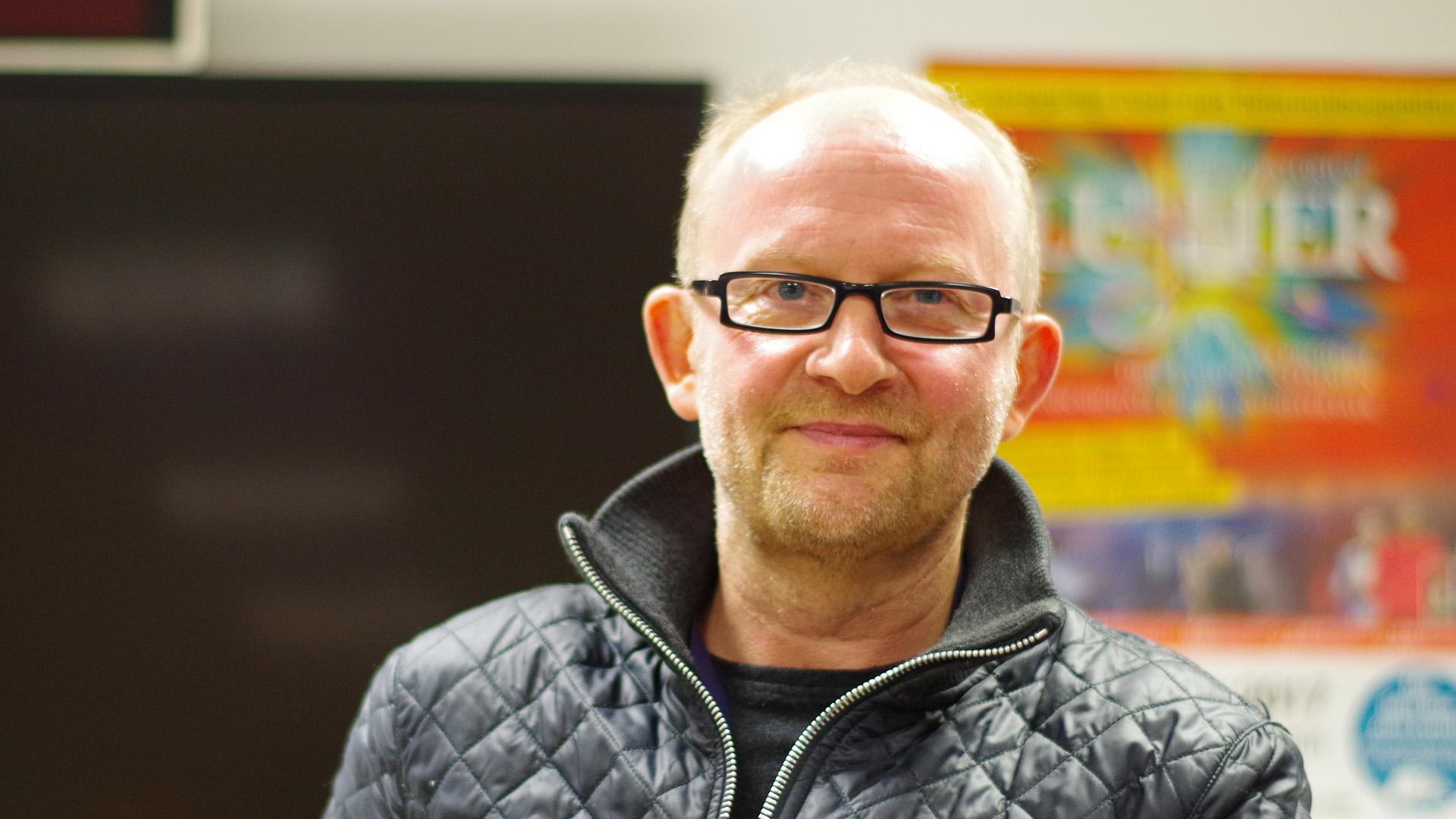"""Dieter Falk hat die Musik zum Pop-Oratorium """"Luther"""" geschrieben"""