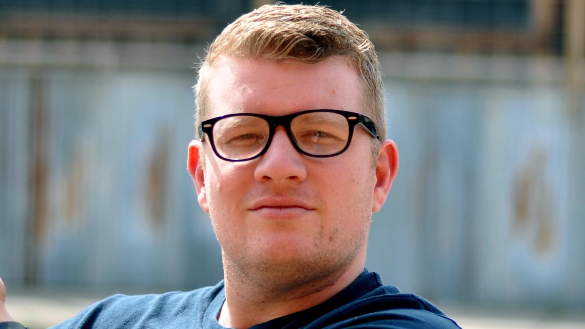 Aaron Alexander ist Pastor in der Hope-Fellowship-Kirche in Frisco