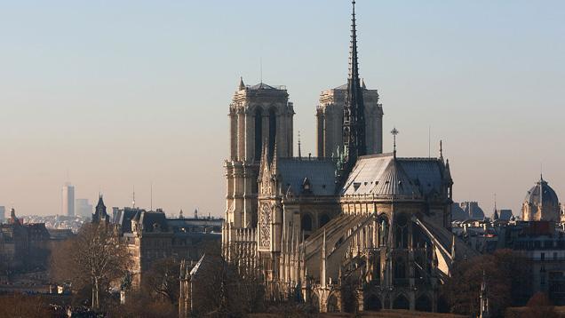 In Frankreich sind Staat und Kirche streng getrennt