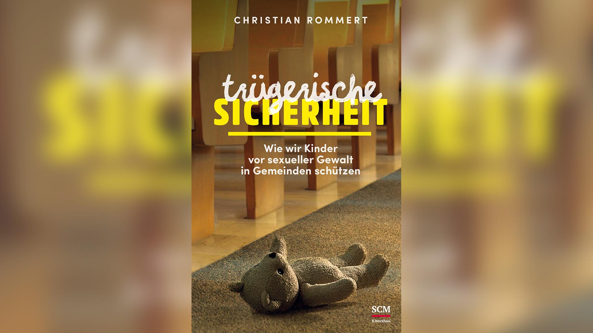Christian Rommert ist Redner, Autor und Berater. Außerdem ist er Sprecher für das Wort zum Sonntag.