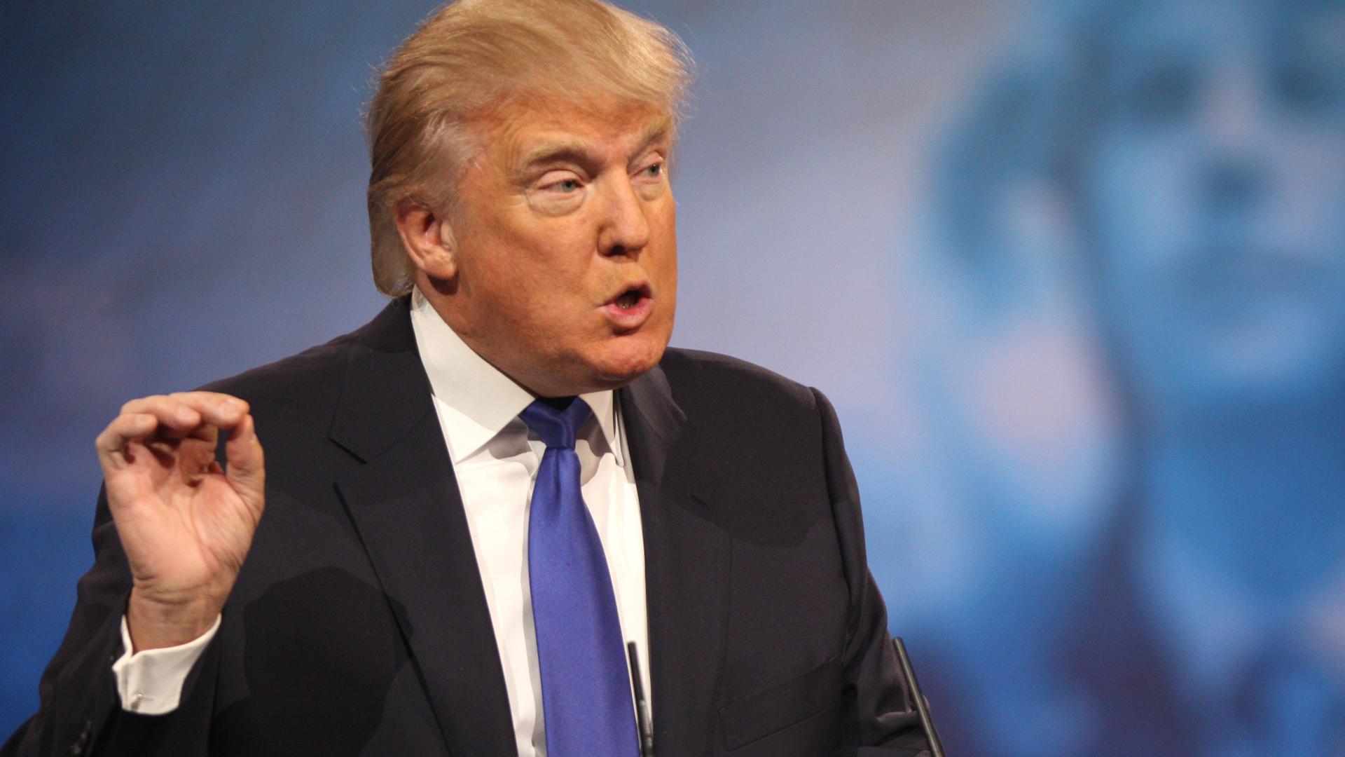 Christen sind eine wichtige Wählergruppe für Donald Trump. Politisch ergreift er oft Partei für Anliegen der Evangelikalen.