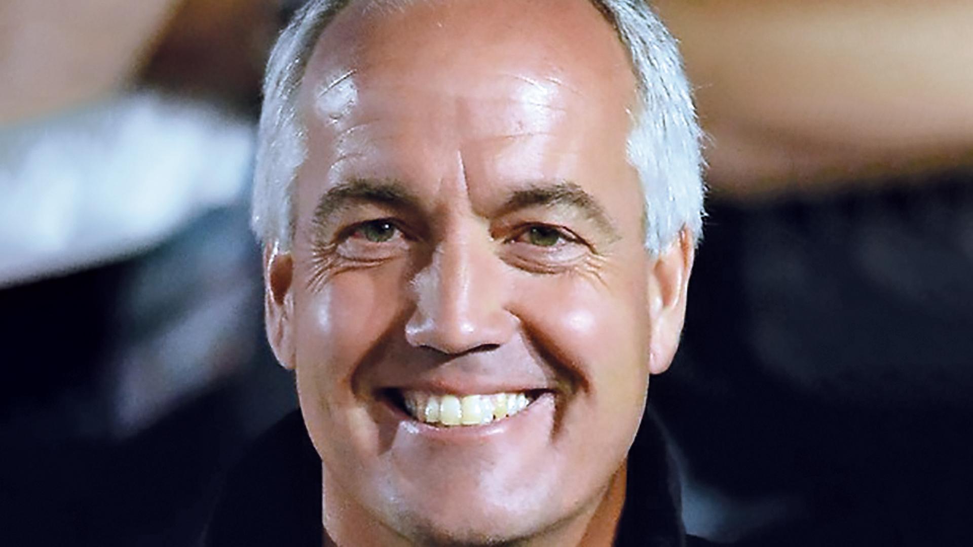 Olympia-Pfarrer Thomas Weber