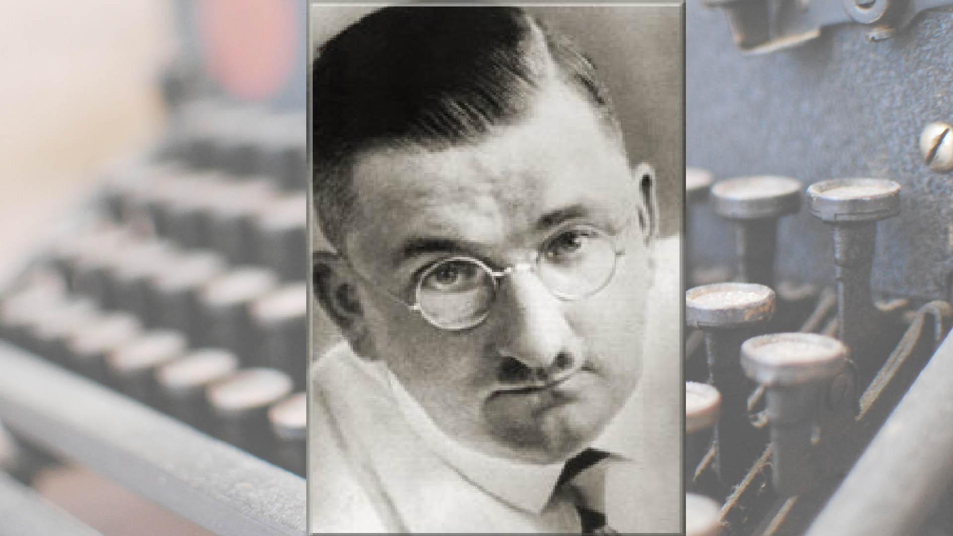 Fritz Gerlich war Journalist und Gegner der Nationalsozialisten