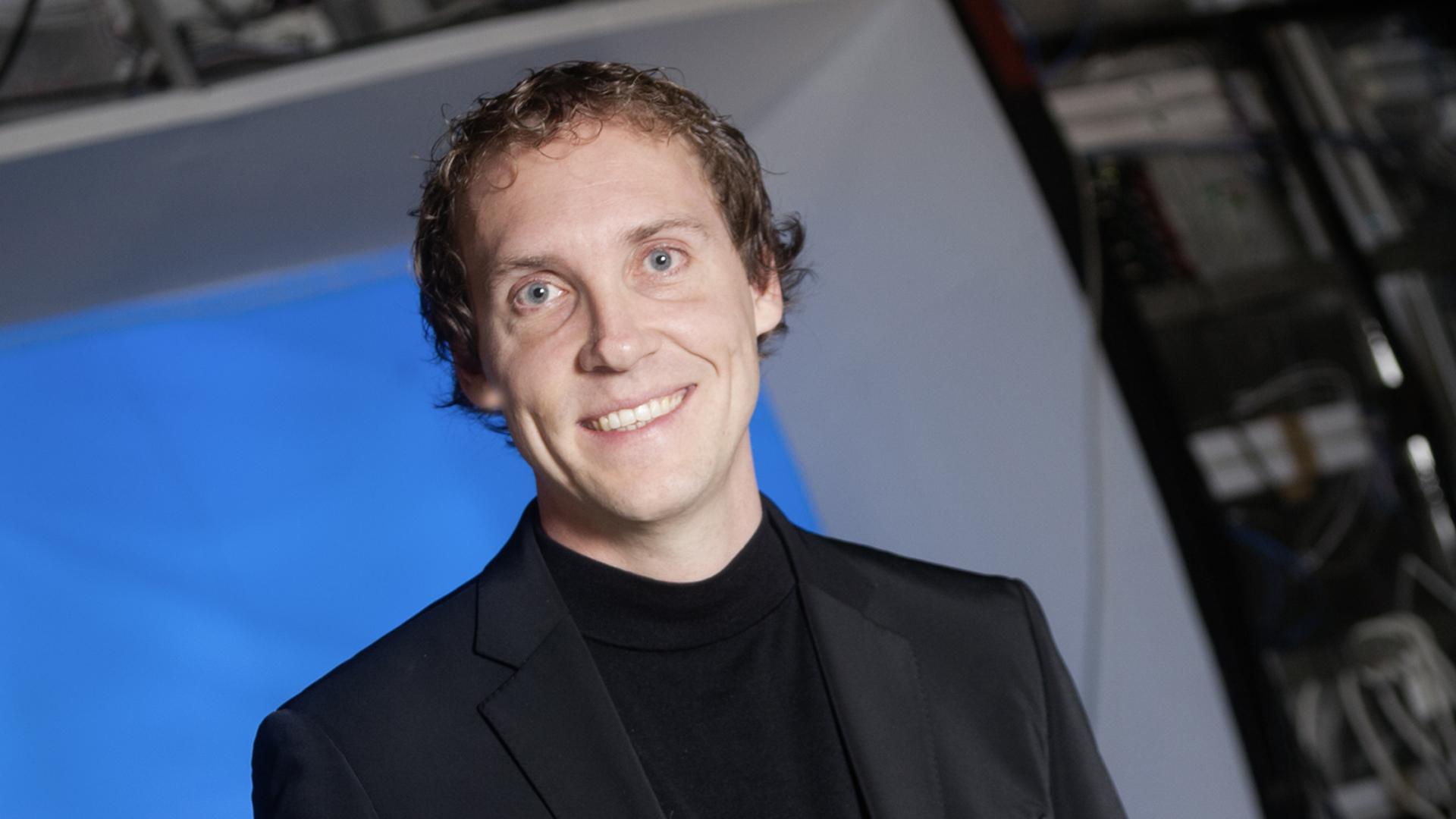 Hat verschiedene christliche Internetplattformen gegründet: Sven Kühne