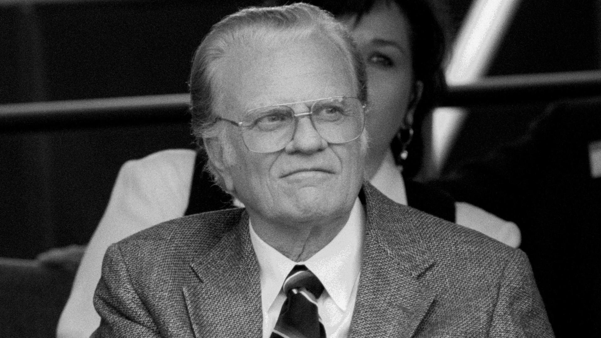 Billy Graham hinterlässt fünf Kinder, 19 Enkel und zahlreiche Urenkel