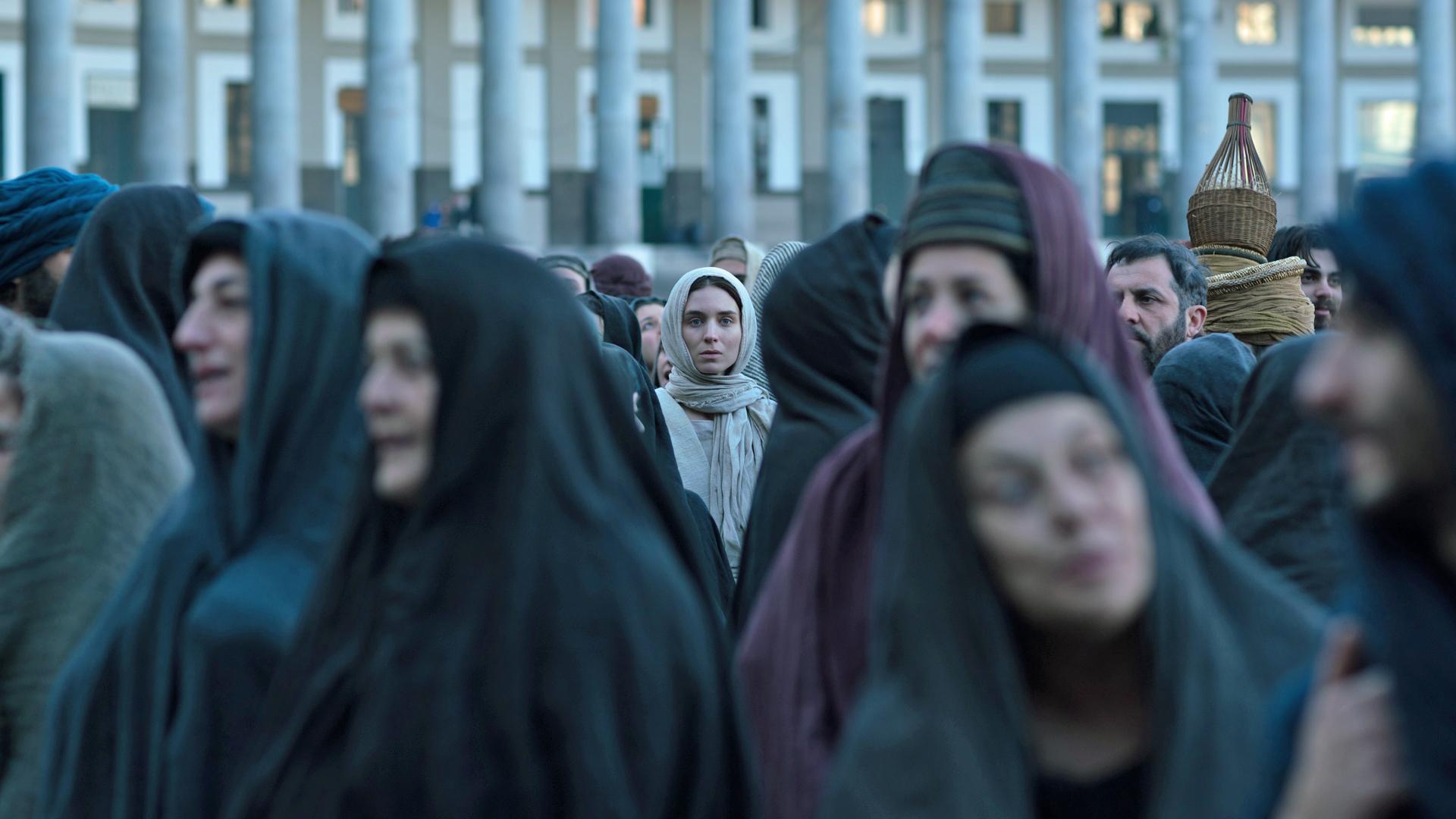 Hollywoodstar Rooney Mara spielt in Maria Magdalena die Hauptfigur