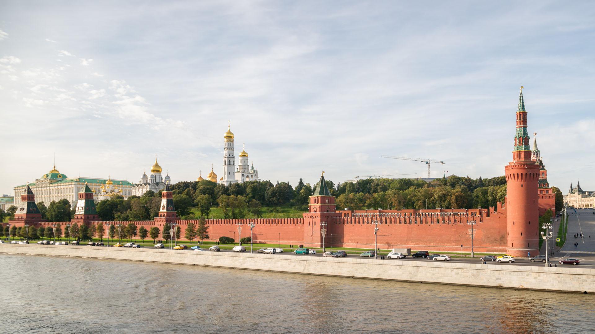 """Russland wird im Weltverfolgungsindex von Open Doors derzeit als """"Land unter Beobachtung"""" geführt"""