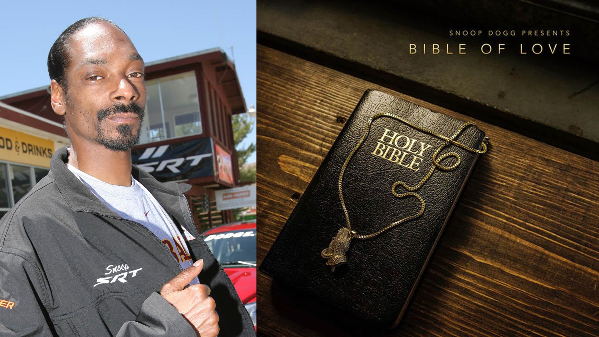 Für gewöhnlich bringt der Rapper Snoop Dogg keine christliche Musik heraus