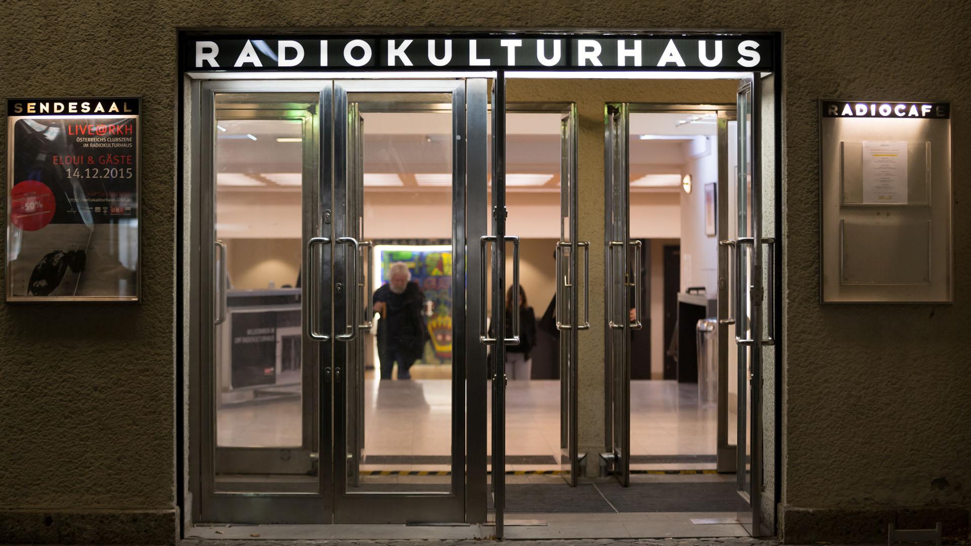 Das Radiokulturhaus ist Teil des historischen ORF-Funkhauses, in dem sich unter anderem der Sitz der Radiosender Ö1 und FM4 sowie der des Wiener Landesstudios befinden. Hier fanden vergangene Woche auch die Östereichischen Journalismustage statt.