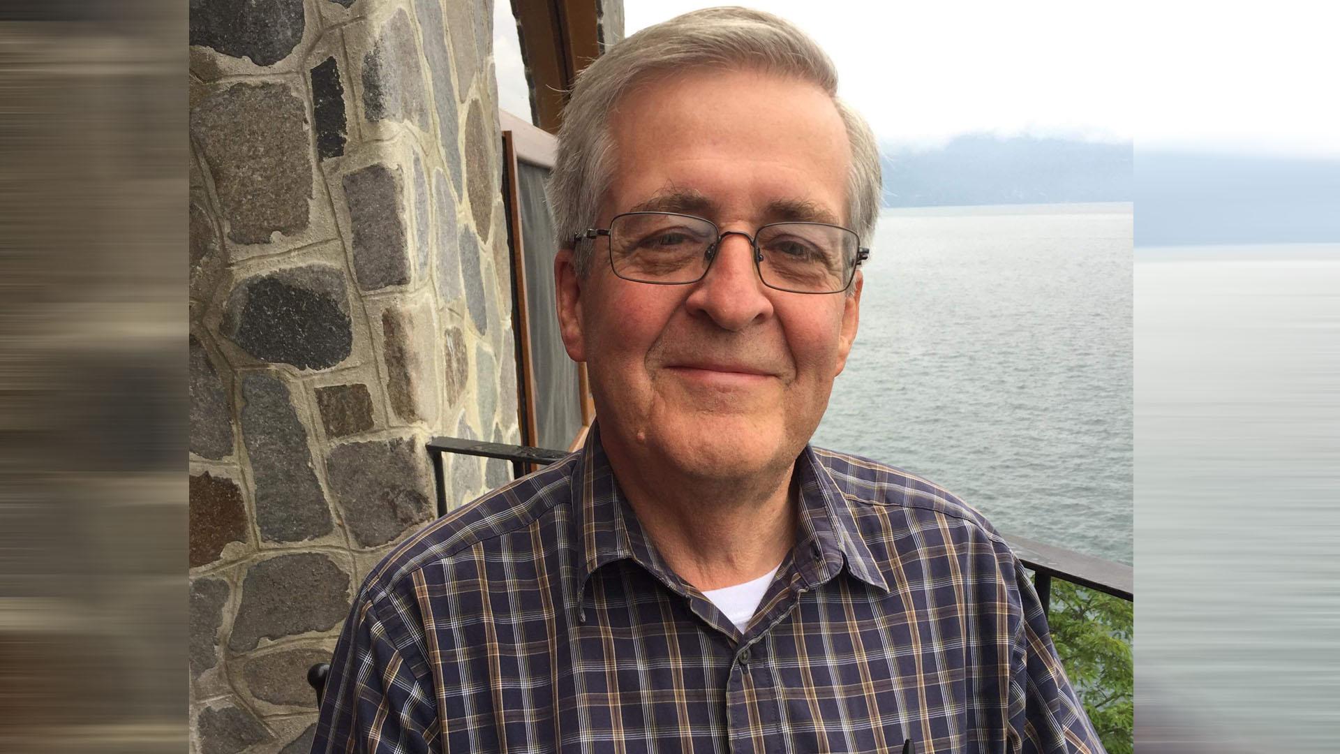 Bill Strickland lebt in Antigua Guatemala. Die Kleinstadt ist rund 20 Minuten vom Feuervulkan entfernt.