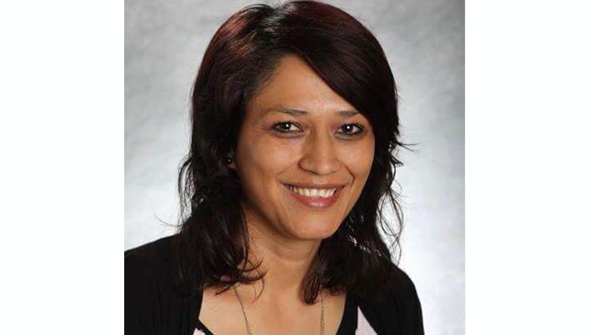 Teresita Ewen López ist die Tochter von Pastor Ewen und lebt in Huehuetenango