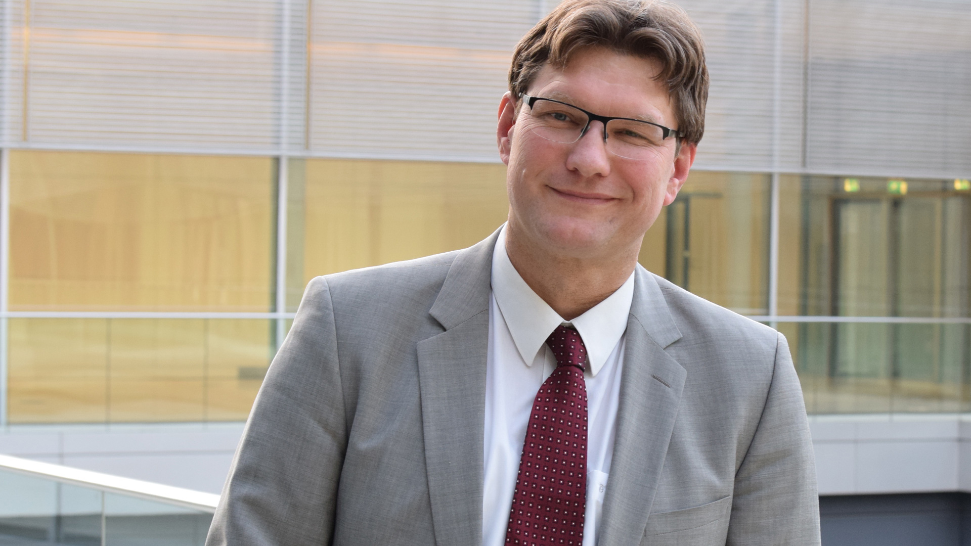 Uwe Heimowski ist Politikbeauftrager der Deutschen Evangelischen Allianz