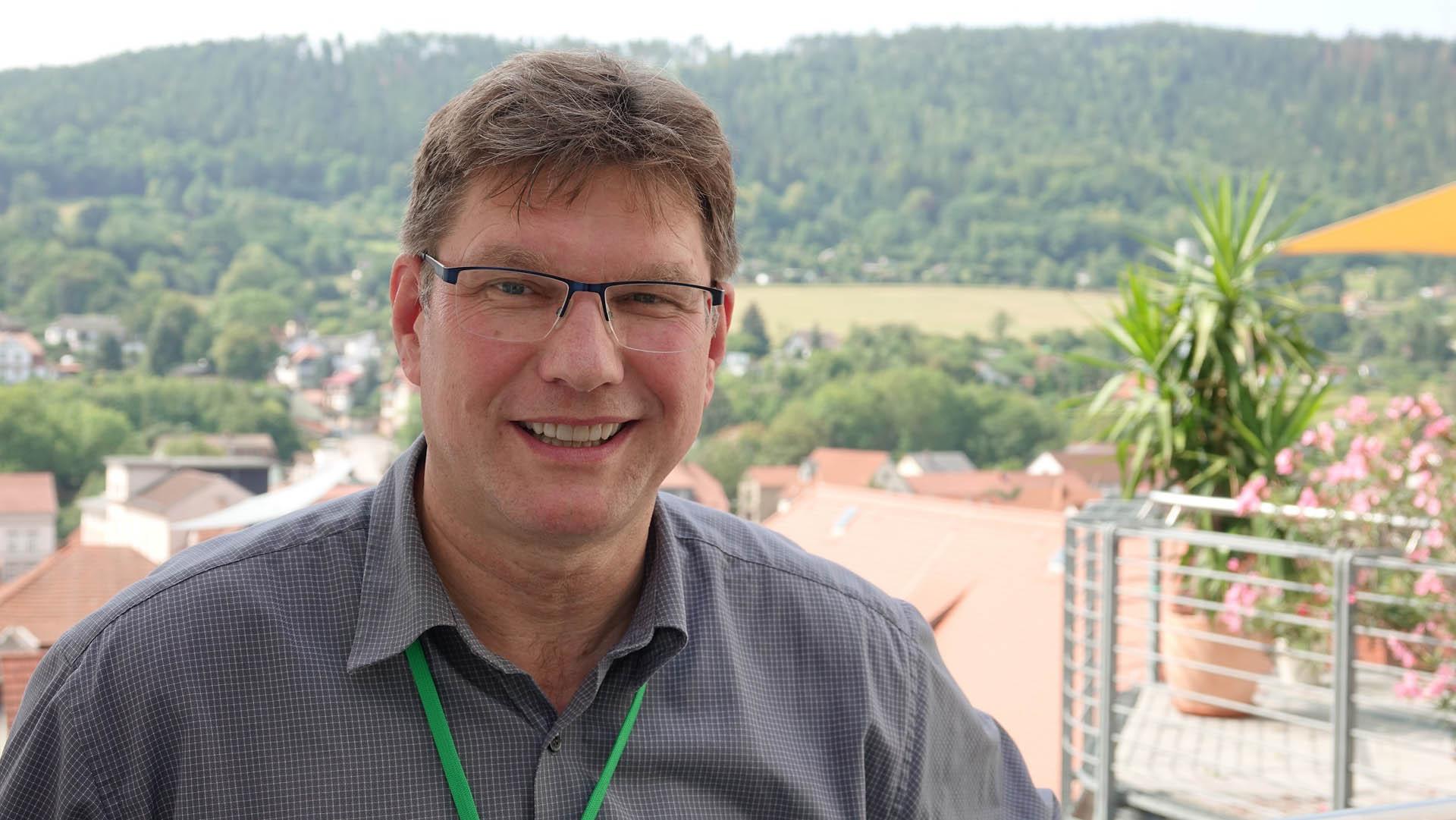"""Jesus sei zwar nicht Mitglied einer Partei gewesen, aber seine Worte seien oft """"durchaus politisch"""" gewesen, sagte der Politikbeauftragte der Deutschen Evangelischen Allianz, Uwe Heimowski, auf der Allianzkonferenz in Bad Blankenburg"""