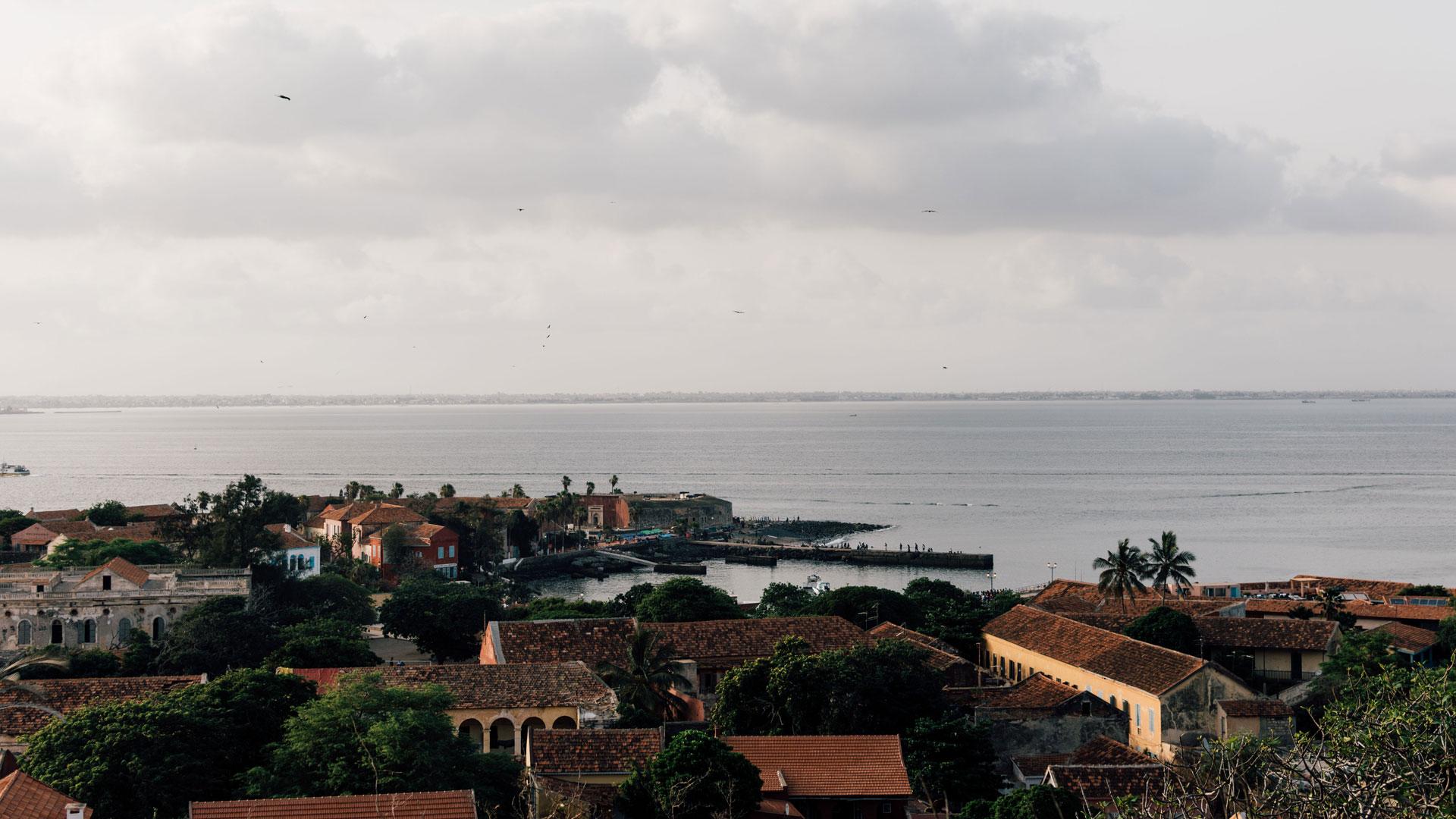 Das Land im Westen Afrikas hat eine malerische Küste.