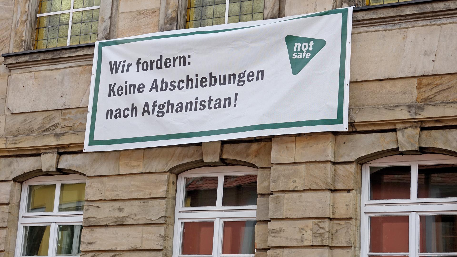 Die evangelisch-reformierte Kirche Bayreuth positioniert sich eindeutig zu Abschiebungen nach Afghanistan