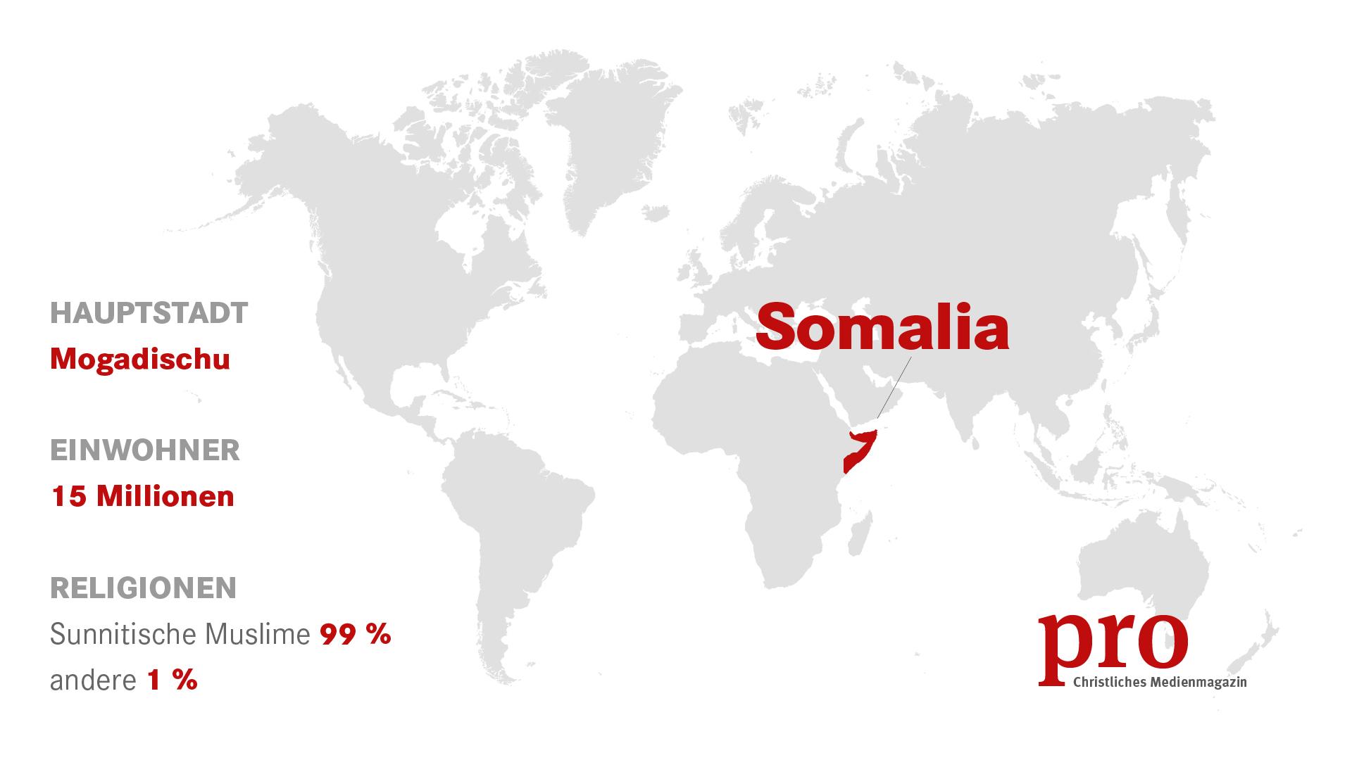 Das Auswärtige Amt warnt vor Reisen nach Somalia